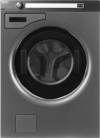 Стиральная машина Asko WMC62P G Dark Grey