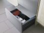 Asko Напольный выдвижной ящик HPS532 S Stainless Steel