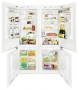 Холодильник Liebherr SBS 66I2 White