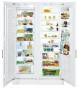 Холодильник Liebherr SBS 70I4 White