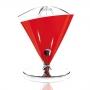Соковыжималка Bugatti VITA Leather Red Кожа красный