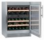 Винный шкаф Liebherr WTes 1672 Stainless Steel